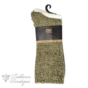 Frye Accessories - Frye Supersoft Boot Socks Shoe Size 5-10 2 Pairs